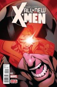 Capa da edição americana, que traz um logo bem diferente do da Panini