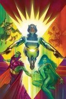 As primeiras versões dos atuais Guardiões, by Alex Ross