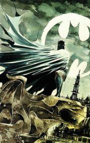 Bela arte do Batman, ainda não descobri o autor