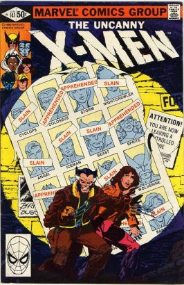 Uma das mais icônicas capas da Marvel de todos os tempos