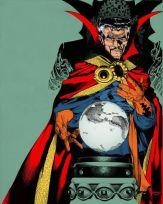 O bom Doutor em arte do mago Arthur Adams