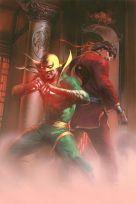 Gabrielle Dell Otto coloca lado a lado os maiores mestres de artes marciais da Marvel