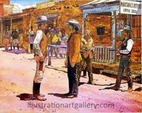Velho Oeste by Moebius