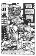 Wolverine na saga Arma-X, do estupendo Barry Windsor-Smith